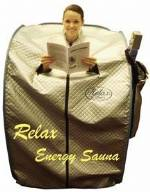 Relax Far Infrared Portable Sauna